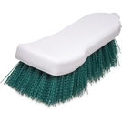 Cutting Board Brush 6in Green