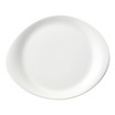 Freestyle Plate White 25cm