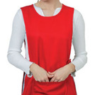 Tabard Red UK Size 10/12