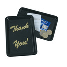 Bill Presenter & Tip Tray - Thank You
