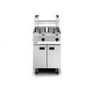 Opus Electric Fryer With Twin Pumped Filtration