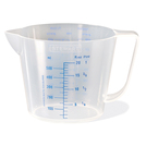 Measuring Jug Polypropylene 0.5ltr