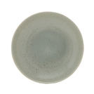 Serene Coupe Plate 21cm Green