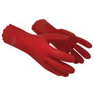 Polyco 174/5/6 Pura Lined Red PVC Glove