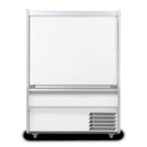 Williams R125WCS Gem Multideck w. Shutter White