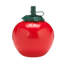 Sauce Bottle Tomato Shape Red Plastic 100cl