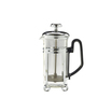 3 Cup Economy Cafetiere Chrome 11oz 300ml