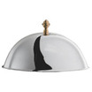 Cloche Stainless Steel Round 25cm