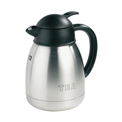 Unbreakable Inscribed Teapot 1.2ltr S/S