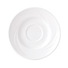Alvo Saucer For B9270 B9299 White 15.25cm