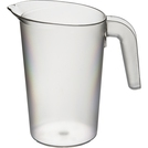Stackable 1 Litre Polycarbonate Jug