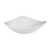 Lotus Bowl Triangular White 26cl