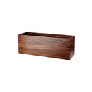 Buffet Wood Rectangular Riser Small 38x12x10cm