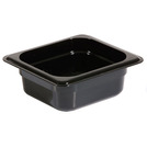 Gastronorm Container Poly 1/6 65mm Black