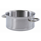 Tradition Plus Casserole HD S/S 12.8ltr 32x16cm