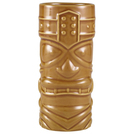 Brown Tiki Mug 40cl