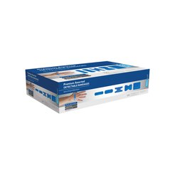 Aeroplast Detectable Assorted Plasters - Box 100