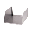 Medium Duty Microwave Shelf 450mm Deep