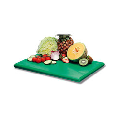Prepara Chopping Board Green Poly 61 x 44 x 2cm