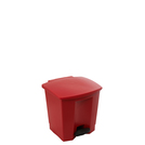 Step-on Bin 30L 41.3X40CM Red