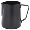 Black Non-stick Almond Milk Foaming Jug 0.9ltr 32oz