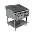 Dominator Plus G3925 Gas Chargrill on Fixed Stand