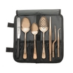 Mercer Culinary 8 Piece Plating Set, Rose Gold