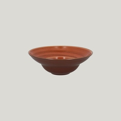 Twirl Xdeep Round Plate Coral 26cm 48cl