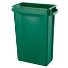 Svelte Bin with Venting Channels 87L, Green