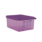 Allergen Airtight Container GN 1/2 x 150mm