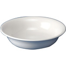 Whiteware Bowl 21.4cm