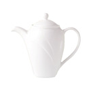 Alvo Coffee Pot White 34cl