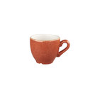 Stonecast Spiced Orange Espresso Cup 3oz