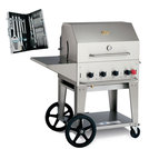 Crown Verity MCB30 Gas Barbecue with Free Tool Set