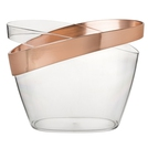 Copper Banded Champagne Bucket 12 Inch 30.5cm