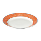 New Horizons Mediterranean Plate Orange 28.5cm