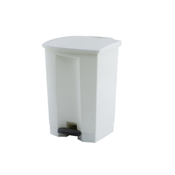 Step-on Bin 45L 41.3X40X60CM White