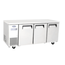 Atosa YPF9047 3 Door UnderCounter Freezer