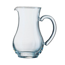 Pichet Plain Lip Glass Jug 0 1/2pt