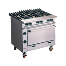 Falcon Chieftan Gas Range 6 Burner Heavy Duty