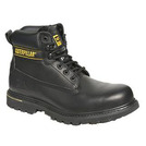 Caterpillar Black Holton 6 Inch Safety Boot SB