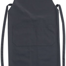 Brigade Chef Clothing Bib Apron Black