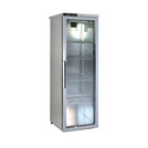 Foster XR415G Xtra Slimline Fridge Cabinet Glass Dr
