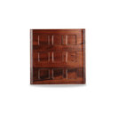 Buffet Wooden Canape Tray Square 30.3cm 11.875 inch