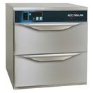 Alto Shaam 500-2DN Narrow Two Drawer Warmer