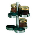 Jam Pot Stand Stainless Steel 9.5cm