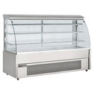 Foster FDC1500C Serve Over Closed Front Display