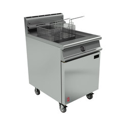 Dominator Plus G3860 Gas Fryer 1Pan 2Basket on Legs