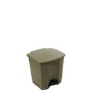 Step-on Bin 30L 41.3X40CM Beige