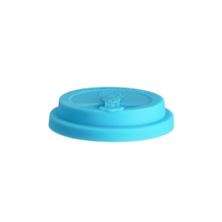 Eco To Go Lid For 9 oz Cup Blue